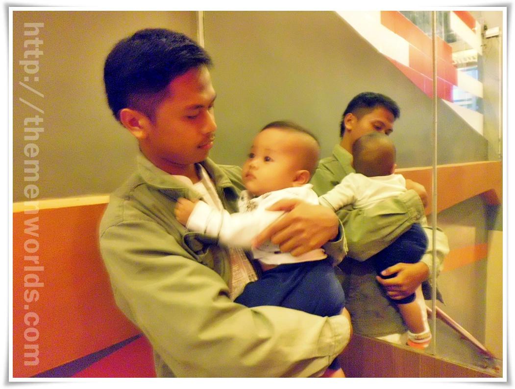 bahagia menjadi ayah
