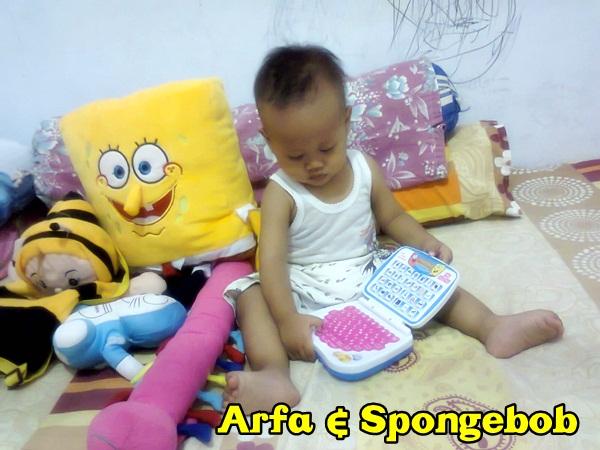 spongebob dan arfa